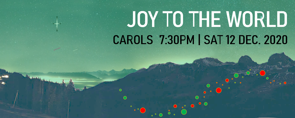 Joy to the World – Christmas Carols 2020