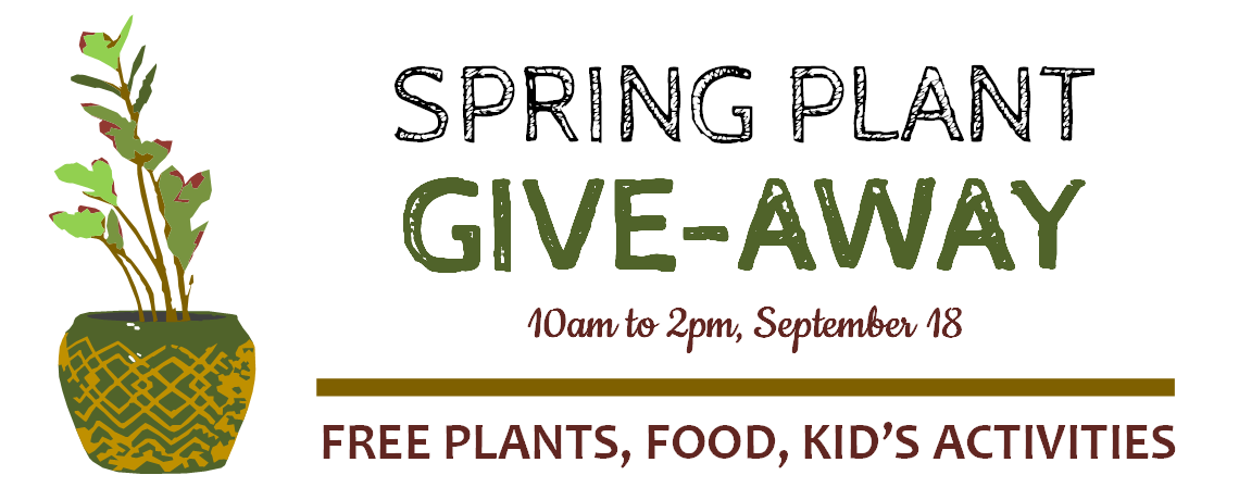Spring Plant Giveaway 2021